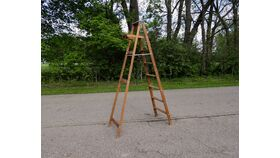 Image of a 6' Wood Ladder