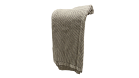 Image of a Geoff Knit Throw Blanket