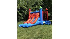 Image of a Moon bounce
