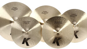 Image of a Drum Cymbal Kit - Zildjian