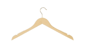 Image of a Wood Hanger