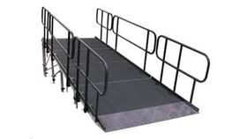 Image of a Stage Ramp