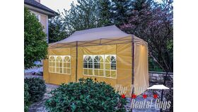 Image of a 10x20 Pop Up Tent
