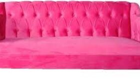 Image of a Pink Couch