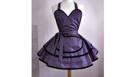 Image of a Purple Apron