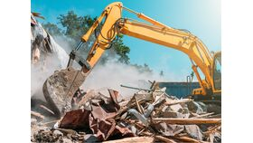 Image of a 30 Yard Bin - Construction and Demolition