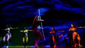 Image of a NICO - Ulalena-inspired Hawaiian Dance Troupe
