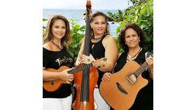 Image of a Ahumanu Trio for 2 hours