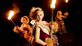 Image of a IBP - Polynesian Fire Spectacle