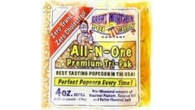 Image of a 4 oz. Popcorn Packs