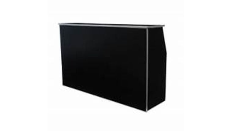 Picture of a 4 ft Portable Bar