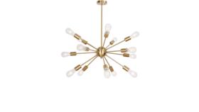 Image of a 15 Light Sputnik Chandelier