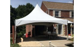 Image of a 15 x 20 frame tent