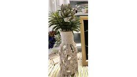 Image of a Macrame Vase