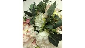 Image of a Blush & Ivory Bouquet