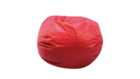 Image of a Bean Bag - Red