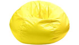 Image of a Bean Bag - Yellow