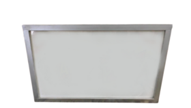 Image of a Glow Bar Surround - Silver