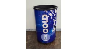 Image of a Tall Cola Cooler