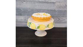 Image of a Lemon Cake Stand