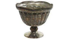 """Image of a 6"""" x 5.25"""" Glass Compote"""
