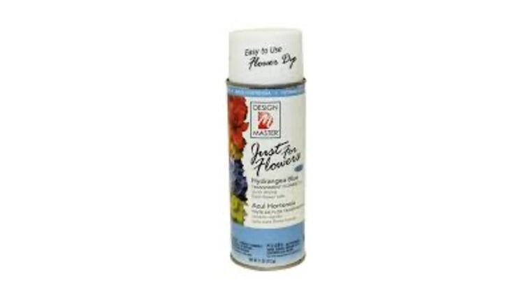 Picture of a Hydrangea Blue Spray Paint