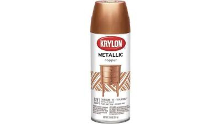 Picture of a Copper Spray Paint