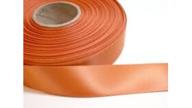 Image of a 1 & 1/2 Inch Burnt Orange Ribbon