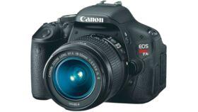 Image of a Canon EOS Rebel T3 Camera
