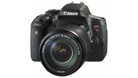 Image of a Canon EOS Rebel T6i Camera