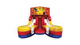 Image of a Incredibles Double Splash Slide