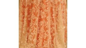 """Image of a 120"""" Cafe Lucerne Lace Tablecloths"""