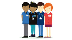 Image of a Crew Staff Standby - Additional Service Fee