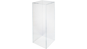 Image of a Acrylic Pedestal - Medium