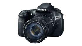 Image of a Canon EOS 60D