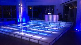 Image of a EJDJ Light Up DJ Booth