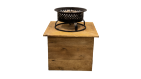 Image of a Box - Fire Pit