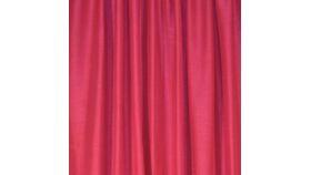 Image of a Drape - Shantung, Hot Pink | Fuchsia - 18' x 5'