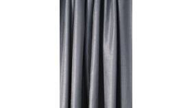 Image of a Drape - Shantung, Light Grey - 12' x 5'