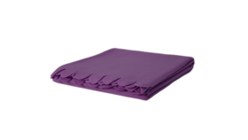 "Image of a Throw - Fleece Blanket, Purple - 51"" x 67"""