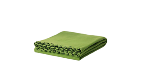 "Image of a Throw - Fleece Blanket, Light Green - 51"" x 67"""