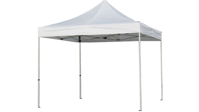 Picture of a Tent - Pop Up Tent, White - 10' x 10'