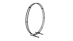 Image of a Arch, Cirque - Circle