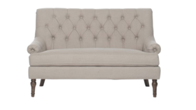 Image of a Settee, Giselle