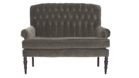 Image of a Settee, Roosevelt