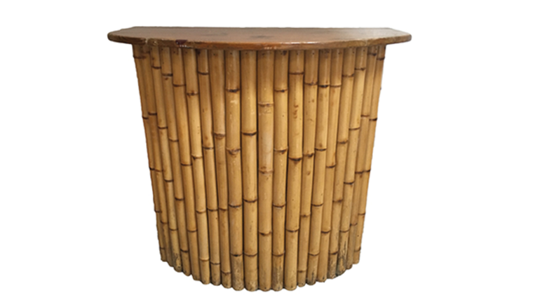 Picture of a Bar, Bamboo