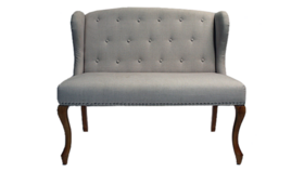 Image of a Settee, Anna