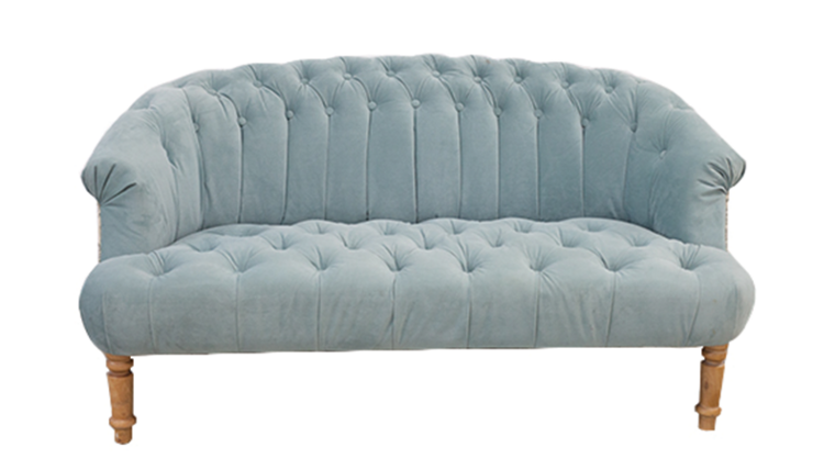 Picture of a Settee, Audrey