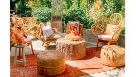 Coffee Table/Ottoman, Laird image