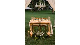 Image of a 4' Banquet Table